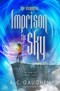 Guest Review: Imprison the Sky by A.C. Gaughen