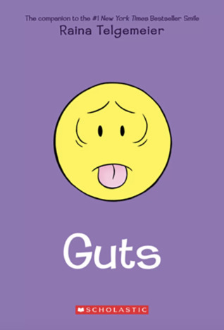 Review: Guts by Raina Telgemeier
