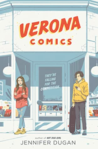 Review: Verona Comics by Jennifer Dugan