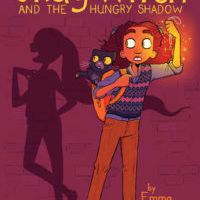 Blog Tour: The Okay Witch and the Hungry Shadow by Emma Steinkellner (Review)